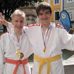 Raffi und Markus
